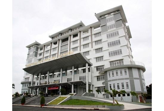 Đại học Khoa học Tự nhiên và trường Phổ thông Năng Khiếu