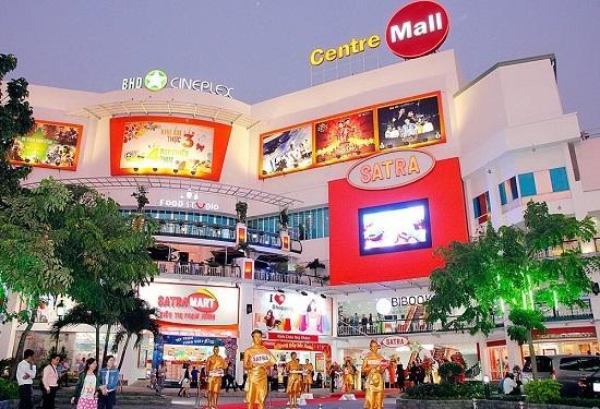 Khu Trung tâm Thương mại Satra-Võ Văn Kiệt