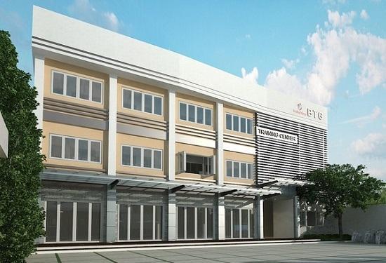 Trung tâm Đào tạo Tổng Công ty Bến Thành