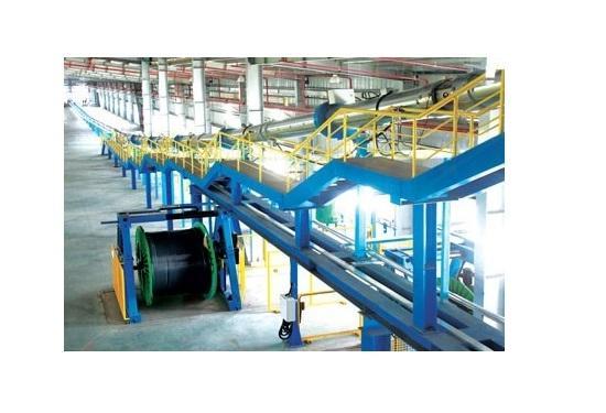 Nhà máy sản xuất cáp ngầm