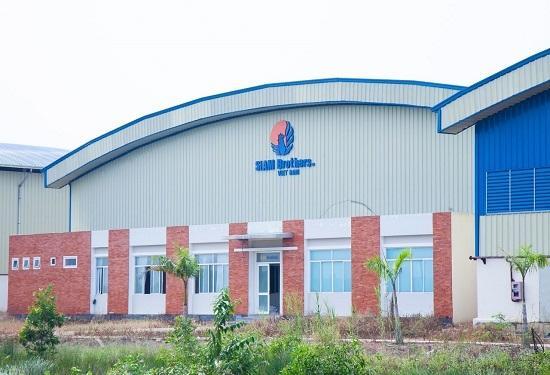 Nhà máy SBV Long An