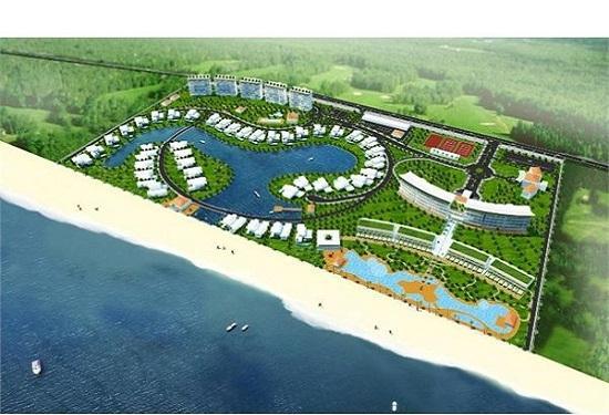 Khu du lịch Bến Thành Hồ Tràm